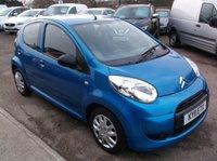 2011 CITROEN C1 1.0 VT 5d 69 BHP £3500.00