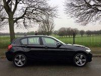2015 BMW 1 SERIES 1.6 116I SPORT 5d 135 BHP £10695.00