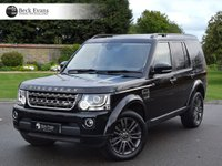 USED 2016 66 LAND ROVER DISCOVERY 3.0 SDV6 GRAPHITE 5d AUTO 255 BHP Demo plus 1 owner