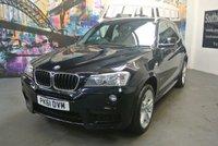 USED 2011 61 BMW X3 2.0 XDRIVE20D M SPORT 5d AUTO 181 BHP