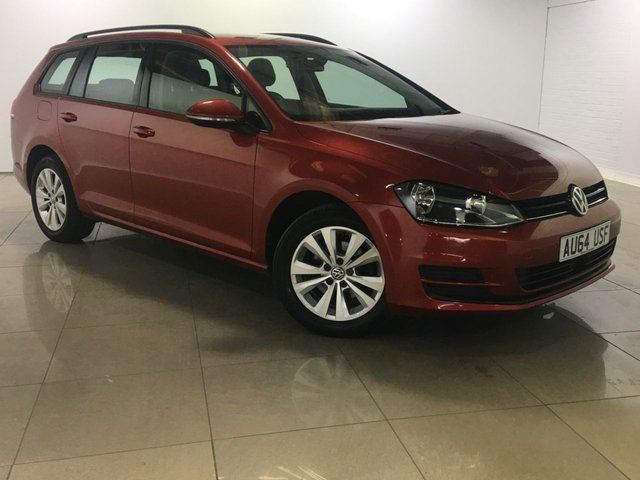 View our 2014 64 VOLKSWAGEN GOLF 1.6 SE TDI BLUEMOTION TECHNOLOGY 5d 103 BHP