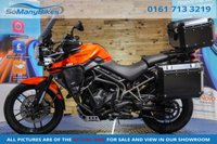 USED 2016 16 TRIUMPH TIGER TIGER 800 XRT - ABS Full Luggage