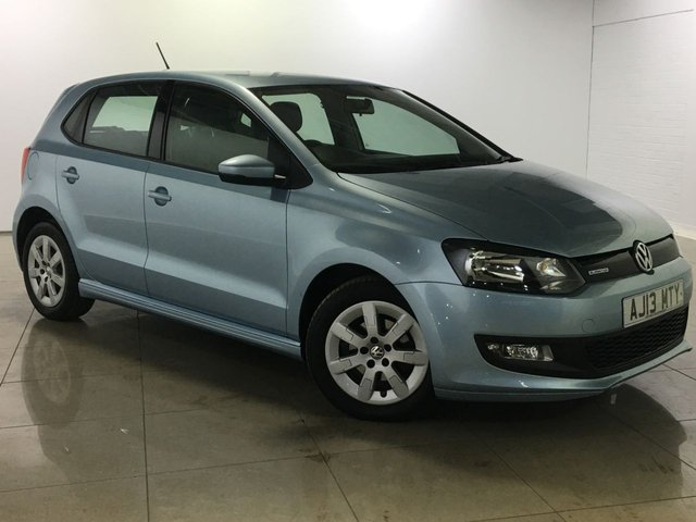 View our 2013 13 VOLKSWAGEN POLO 1.2 BLUEMOTION TDI 5d 74 BHP