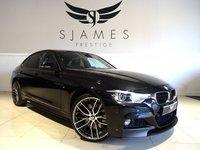 2017 BMW 3 SERIES 3.0 335D XDRIVE M SPORT 4d AUTO 308 BHP £25490.00
