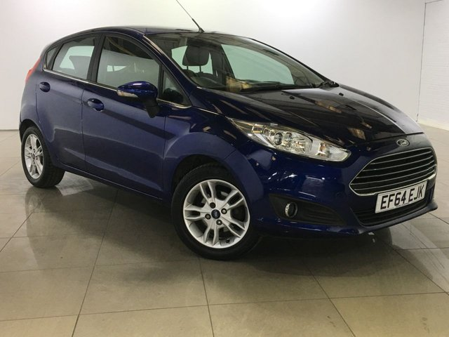 View our 2014 64 FORD FIESTA 1.0 ZETEC 5d AUTO 100 BHP
