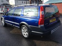 USED 2005 55 VOLVO XC70 2.4 D OCEAN RACE 5d AUTO 163 BHP Full service history, Part leather upholstery,      Heated front seats,      Electric/Memory driver's seat,      Retractable dog guard