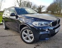 USED 2014 14 BMW X5 3.0 XDRIVE30D M SPORT 5d AUTO 7 SEATS