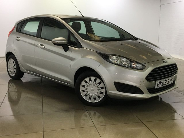 View our 2014 63 FORD FIESTA 1.6 STYLE ECONETIC TDCI 5d 94 BHP