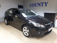 USED 2009 09 FORD FOCUS 1.6 ZETEC 5d 100 BHP * GREAT VALUE FOCUS ZETEC *