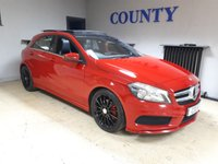 USED 2013 13 MERCEDES-BENZ A CLASS 1.8 A180 CDI BLUEEFFICIENCY AMG SPORT 5d AUTO 109 BHP * FULL HISTORY * GREAT SPEC *