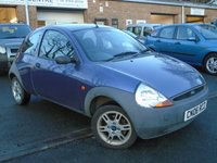 USED 2006 06 FORD KA 1.3 1.3 3d 69 BHP NEW MOT + GREAT FIRST CAR