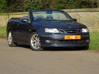 2007 SAAB 9-3 2.0 AERO T 2dr AUTO  £3995.00