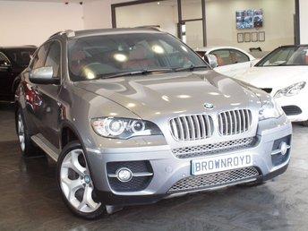 2011 BMW X6 3.0 XDRIVE40D 4d AUTO 302 BHP £18490.00