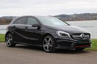 2014 MERCEDES-BENZ A CLASS 2.0 A250 BLUEEFFICIENCY ENGINEERED BY AMG 5d AUTO 211 BHP £16790.00