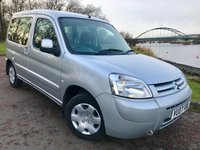 2007 CITROEN BERLINGO 1.6 MULTISPACE FORTE HDI 5d 74 BHP £2990.00