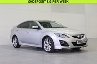 USED 2012 62 MAZDA 6 2.2 TAKUYA D 5d 163 BHP HEATED LEATHER | FULL SERVICE HISTORY