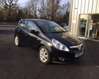 USED 2009 59 VAUXHALL CORSA 1.4 DESIGN THIS VEHICLE IS AT SITE 1 - TO VIEW CALL US ON 01903 892224