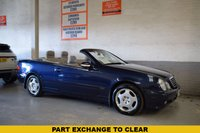 USED 2000 MERCEDES-BENZ CLK 2.3 CLK230 KOMPRESSOR ELEGANCE 2d 193 BHP PART EXCHANGE TO CLEAR, SORRY NO AA INSPECTION OR WARRANTY WITH THIS CAR. MOT UNTIL 16TH JANUARY 2018. 2 KEYS, HPI CLEAR, 9 SERVICE STAMPS.