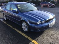 USED 2006 06 JAGUAR X-TYPE 2.0 S D 4d 130 BHP PRICE INCLUDES A 6 MONTH AA WARRANTY DEALER CARE EXTENDED GUARANTEE, 1 YEARS MOT AND A OIL & FILTERS SERVICE. 12 MONTHS FREE BREAKDOWN COVER