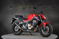 USED 2016 66 HONDA CB500 500cc GOOD BAD CREDIT ACCEPTED, NATIONWIDE DELIVERY,APPLY NOW