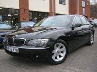 USED 2006 56 BMW 7 SERIES 3.0 730D SE AUTO 228 BHP