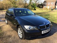 USED 2006 56 BMW 3 SERIES 2.0 318I ES TOURING 5d 128 BHP Alloy Wheels, Long M.O.T