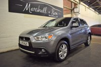 USED 2013 13 MITSUBISHI ASX 1.8 DI-D 3 5d 147 BHP LOVELY CONDITION - LOW MILES