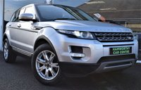 USED 2013 13 LAND ROVER RANGE ROVER EVOQUE 2.2 SD4 PURE TECH 5d AUTO 190 BHP LOW MILES BIG-SPEC SAT-NAV