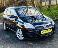 2010 VAUXHALL ZAFIRA 1.9 ELITE CDTI 5d AUTO 148 BHP £5000.00