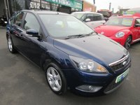 USED 2011 60 FORD FOCUS 1.6 ZETEC TDCI 5d 109 BHP 12 MONTHS MOT... 6 MONTHS WARRANTY.. 1 OWNER FROM NEW