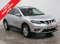 USED 2017 17 NISSAN X-TRAIL 1.6 DCI ACENTA 5d 130 BHP 7 SEATS ***Smart Vision Pack and Manufacturers Warranty until July 2020***