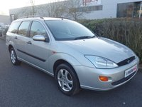 2000 FORD FOCUS 1.6 CL £890.00