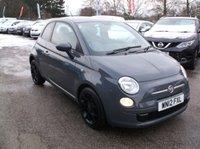 2012 FIAT 500 0.9 TWINAIR PLUS 3d 85 BHP £5500.00