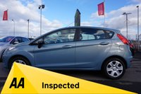USED 2010 10 FORD FIESTA 1.2 EDGE 5d 81 BHP