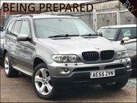 2005 BMW X5 3.0 D SPORT 5d AUTO 215 BHP £6995.00