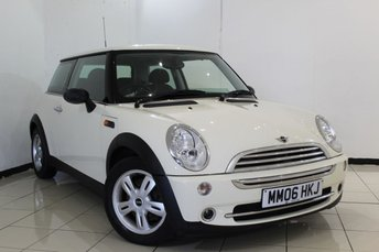 2006 MINI HATCH ONE}