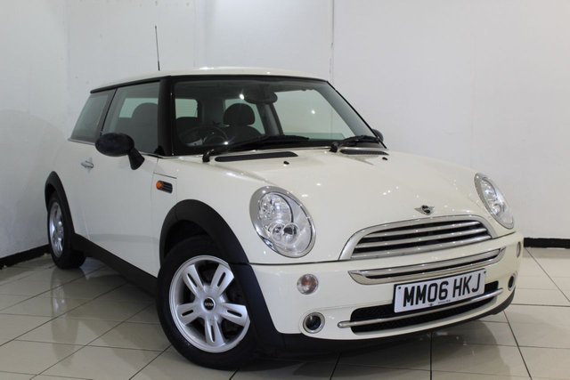 View our 2006 06 MINI HATCH ONE 1.6 ONE 3DR 89 BHP
