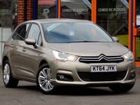 USED 2015 64 CITROEN C4 1.6 VTR PLUS HDI 5d 91 BHP ** Great Value Family Hatchback **