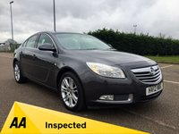 USED 2012 12 VAUXHALL INSIGNIA 1.8 EXCLUSIV 5d 138 BHP