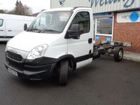 USED 2013 63 IVECO-FORD DAILY 2.3 35S11 1d 106 BHP