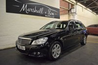 USED 2012 12 MERCEDES-BENZ C CLASS 2.1 C200 CDI BLUEEFFICIENCY SE 5d 135 BHP LOVELY CONDITION THROUGHOUT