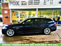 USED 2013 13 BMW 5 SERIES 3.0 530D M SPORT TOURING 5d AUTO 255 BHP BMW 5 SERIES 3.0 530D M SPORT TOURING 5d AUTO 255 BHP