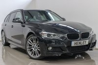 USED 2015 64 BMW 3 SERIES 2.0 318D M SPORT TOURING 5d AUTO 141 BHP