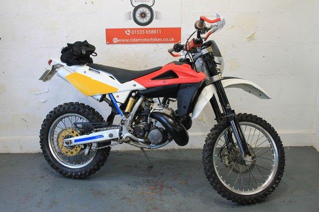 2007 57 HUSQVARNA WR 250 249cc WR 250