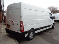 USED 2016 66 RENAULT MASTER 2.3 LM35 BUSINESS PLUS DCI S/R P/V 1d 125 BHP