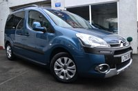 2014 CITROEN BERLINGO MULTISPACE 1.6 HDI XTR 5d 112 BHP £7850.00