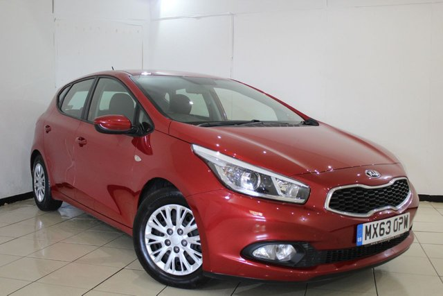 View our 2013 63 KIA CEED 1.4 CRDI 1 5DR 89 BHP