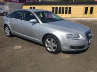 USED 2006 06 AUDI A6 2.0 TDI S LINE 4d 140 BHP **UNWANTED PART EXCHANGE**
