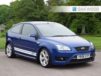 USED 2006 56 FORD FOCUS 2.5 ST-3 3d 225 BHP