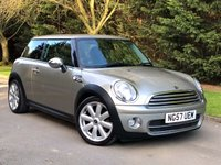 2007 MINI HATCH COOPER 1.6 COOPER D 3d 108 BHP £3990.00